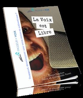 livre offert sur la voix